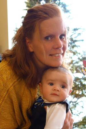 Jacqui and Henry