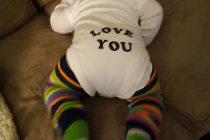 Love butt