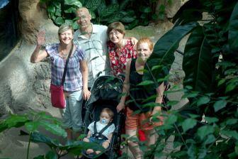 Rainforest crew.