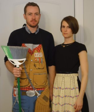 Jersey Gothic (hosts, Eamonn and Emily)