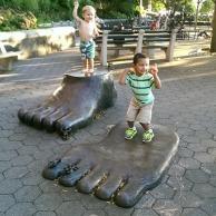 Footloose!