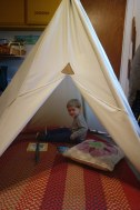 Tepee Fort