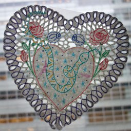 Snake Heart by Aunt Juj and Mae